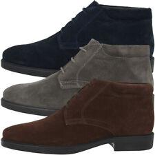 Geox u brandolf a señores botas botines zapato bajo schnürschuhe u844va00022c