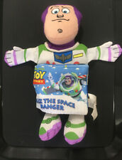 Toy Story Buzz Lightyear Puppet Storybook Disney