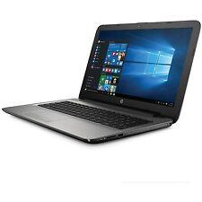 """HP 15.6"""" Laptop Intel i3-6100U,8GB RAM,1TB HDD,Window 10,DVD-RW,Bluetooth Silver"""