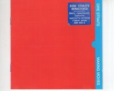 CD DIRE STRAITS	making moves	REMASTERED EX+ ( A2405)