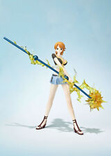 Figuarts ZERO One Piece NAMI BATTLE Ver PVC Figure BANDAI TAMASHII NATIONS Japan