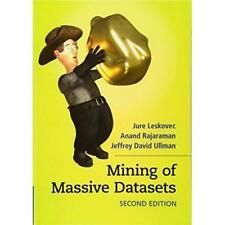 Mining Massive Datasets 2e Jure Leskovec . 9781107077232 Cond=LN:NSD SKU:3195911
