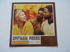 Spiritual Pieces Soul Food LP Record Photo Flat 12x12 Poster