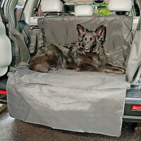 Car Boot Bumper & Sides Walls Cover Protector Liner Mat Waterproof Dog Pet Black