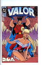 Valor #12&13 (Oct 1993, DC)  SET OF 2 HIGH GRADE COMICS