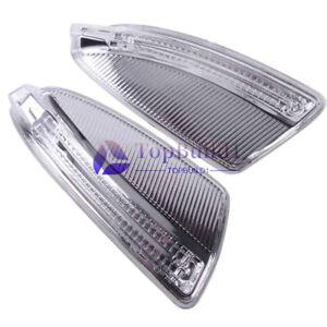 For Mercedes W164 ML350 ML450 ML500 Pair Door Mirror Turn Signal Light