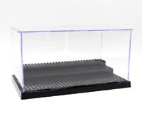 Bausteine Farbe Show Box Display Case Spielzeug Geschenk Modell Sammeln