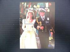 TUVALU Niutao Wholesale 1986 Royal Wedding M/Sheet x 100 U/M SALE PRICE FP1212