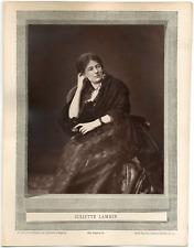 Galerie Contemporaine, Juliette Adam née Lambert (1836 - 1936), écrivaine, polém