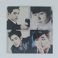 INFINITE - Hoya Photo Card Sticker