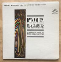 Ray Martin And His Orchestra ‎– Dynamica