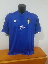 Camiseta Shirt  maglia Vintage retro futbol Selección Italiana