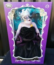 """Disney Store Limited Edition Ursula LE Doll 17"""" The Litlle Mermaid"""