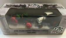 1/64 Case 175th anniversary set w/ steam engine and 2594 tractor. Great detail