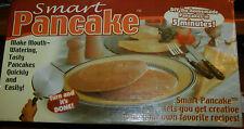 Smart Pancake Flip Pan and Dispenser