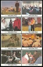 WALKING TALL original 1974 lobby card set JOE DON BAKER 11x14 movie posters