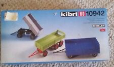 Kibri Ho Set 3 Trailer Set 10942 Kit Nip