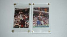 Lot 2 1992 Shaquille O'Neal RC Shaq NEAR MINT #328 Fleer Ultra + #247 Hard Case