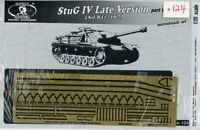 Royal Model 1:35 StuG IV Late Version Sd.Kfz.167 Part 2 PE for Dragon #124