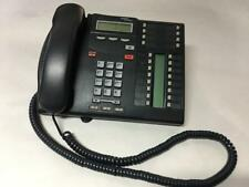 BUSINESS PHONE NORTEL NORSTAR T7316 CHARCOAL DISPLAY SPEAKER TELEPHONE NT8B27