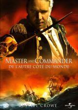 Master and commander de l'autre côté du monde DVD NEUF SOUS BLISTER