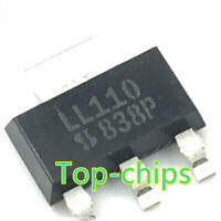 10PCS IRLL110TR New Best Offer IRLL110TRPBF N-CH 100V 1.5A SOT223 N62KCE