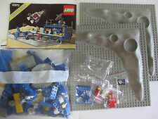 Lego Vintage Classic Space 6970 Beta I Command Base W/ Minifigs & Instruction
