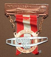 1979 CANADIAN - GERMAN INTERNATIONAL HIKING MEDAL