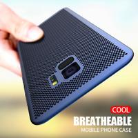 Ultra Slim Heat Dissipate Phone Case For Samsung Galaxy S10 E 9 S8 7 6 Note 9