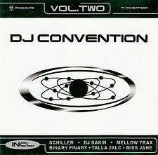 DJ CONVENTION VOL. TWO / 2 CD-SET - TOP-ZUSTAND