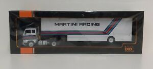 IXO 1/43 Model Truck Volvo F 88 White Team Martini Racing F1 Diecast New