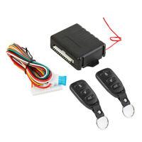 Car Remote Central Door Lock Locking Kit Keyless Entry Alarm System 410/T102