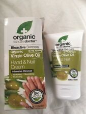 Skincare Doctor Organic Virgin Olive Oil Hand & Nail Cream 4.2 oz.
