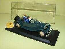 DELAGE D8 coupe 1934 avec 2 Figurine ELIGOR