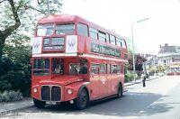 London Transport RML2746 Golders Green 1979 Bus Photo