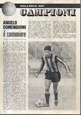 MA111-Clipping-Ritaglio 1969 Angelo Domenghini