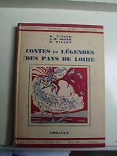 Contes et légendes des Pays de Loire 1950