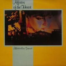 "Affairs Of The Heart(7"" Vinyl P/S)Waterloo Sunset-Heartbeat-PULSE 100-UK-NM/VG"