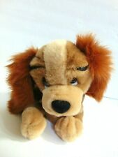 "New 14"" Disney Store Lady & The Tramp ""Lady"" Cocker Spaniel Puppy Plush Nwt"
