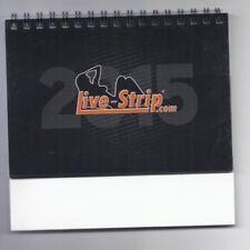 Wendekalender 2015   Postkartengröße  Live strip Kalender  Autos