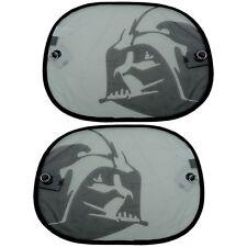 Licensed Star Wars Darth Vader Auto Side Passanger Shade Mesh Sunshade Universal