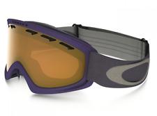 Oakley Skibrille O2 XS Purple Shade/Persimmon Gr. S für Jugendliche UVP €59,00