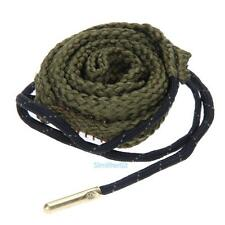 New Bore Snake Gun Cleaning 38 /357 /380 Cal and 9mm Boresnake Cleaner Kit S2