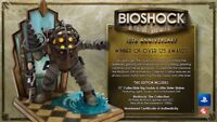 Bioshock: 10th Anniversary Collection 3 Games + DLC [PlayStation 4, Shooter] NEW