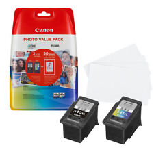 Canon PG540XL Black & CL541XL Colour Ink Cartridge Value Pack For PIXMA MG3255