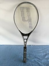Prince Series 110 J/R Full Size Aluminum Tennis Racket, Used with Cover