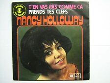NANCY HOLLOWAY 45 TOURS BELGIQUE PRENDS TESCLES