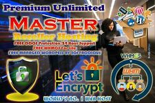 Master Reseller Hosting - USA cPanel/WHM - FREE WHMCS - DDOS/24/7 Support