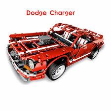 Technic Serie compatible Mustangs 1967 Car Building Blocks Model 2000 pcs