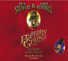 Barnaby Grimes: Legion of the Dead by Stewart & Riddell . . . . Audio Book